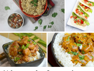 36 Instant Pot Chicken Recipes