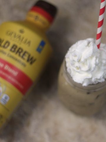 Easy S'Mores Iced Coffee Recipe