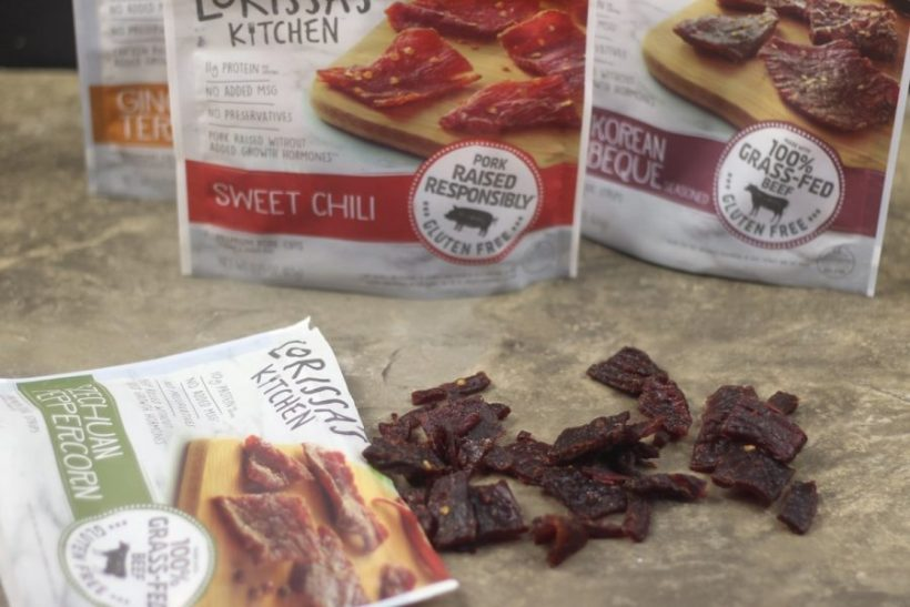 Lorissa's Kitchen Meat Snacks