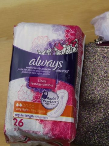 Bladder Leakage, Something To Talk About With Always Discreet