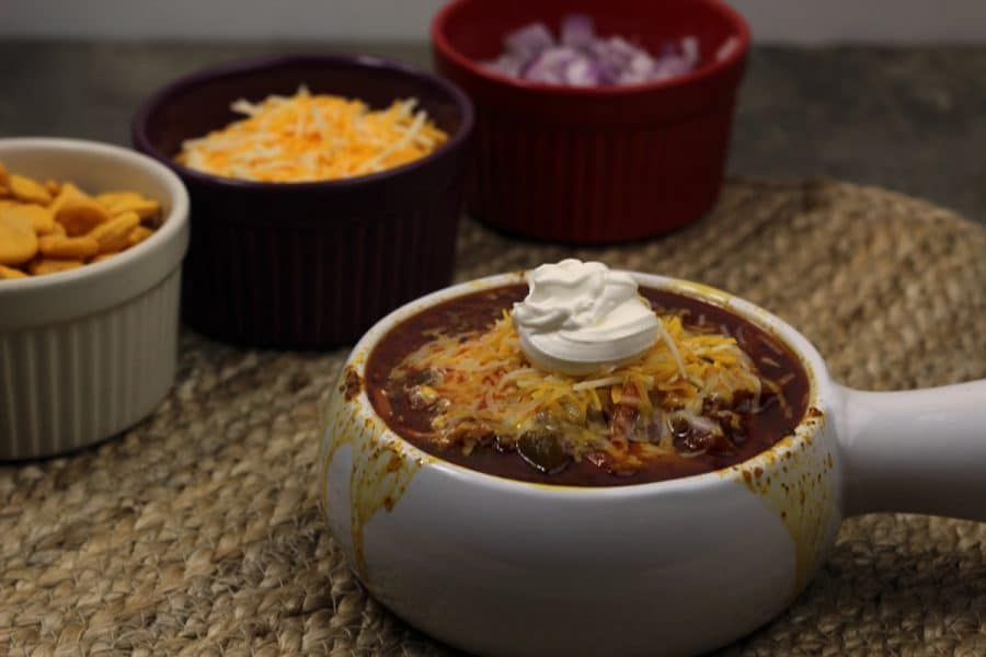 Easy Instant Pot Perfect Chili