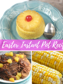 Easter is right around the corner, and what could be easier thanmaking Easter dinner happen right in your Instant Pot? So many recipes have been mastered using the Instant Pot, which will make for some epic Easter Recipes. If you don't believe me then just check out these24 Easter Instant Pot Recipes