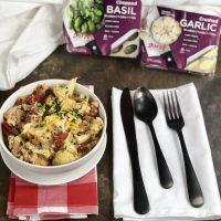 Instant Pot Low Carb Cauliflower Chicken & Herbs