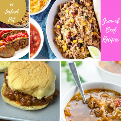 14 Best Instant Pot Ground Beef Recipes
