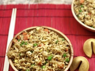 Forget ordering takeout and make your own Instant Pot Fried Rice that tastes better than takeout! Thisfried rice in your instant pot is a straightforward recipe that gives your takeout flavors in under 10 minutes to make. I am all about simplicity but quality, you have pure ingredients and easy prep, for a quality dish to serve up to your family and friends.