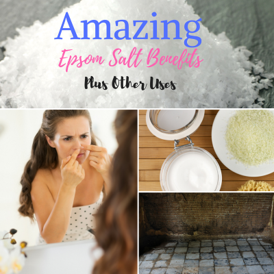 Amazing Epsom Salt Benefits Plus Other Uses