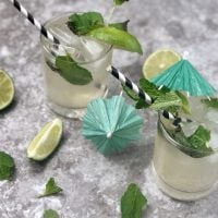 Low Carb Cocktails: The Keto Mojito