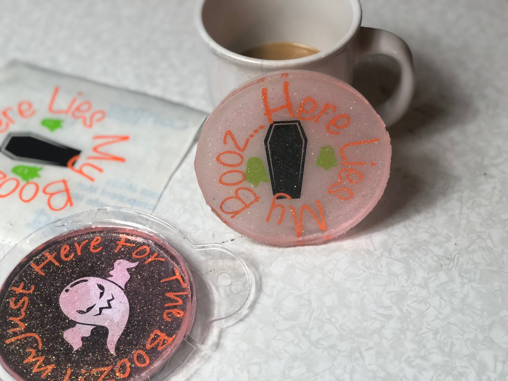 DIY Coasters are one of my favorite projects to make. Not only are they useful but they are a perfect gift to give to friends and family any time of year.