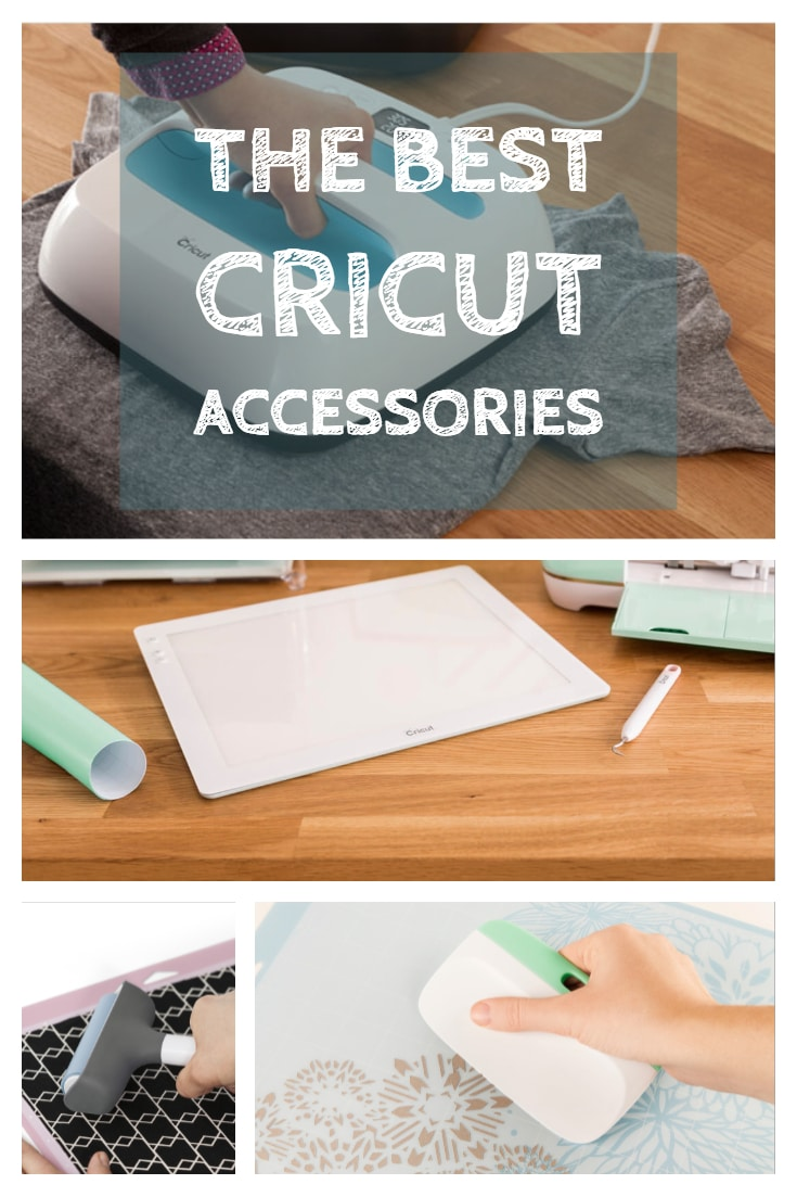 If you are an owner of a Cricut you might be looking for the best Cricut accessories to buy! I have created a list below to share all the awesome accessories you can buy to make your Cricut even more spectacular. #cricut #cricutdesignspace #cricutaccessories