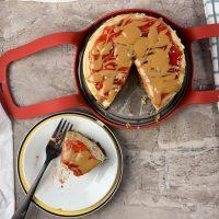 Banana Split Cheesecake Recipe