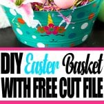 pin image for diy easter basket