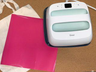 supplies to make a tote bag