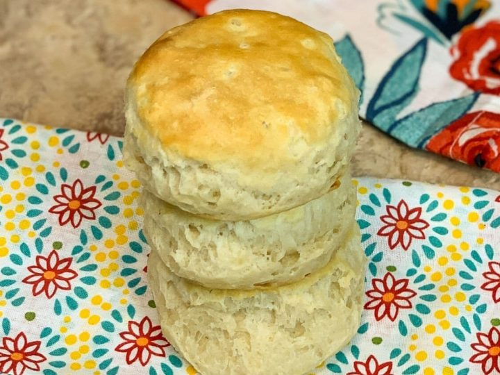 Air Fryer Buttermilk Biscuits