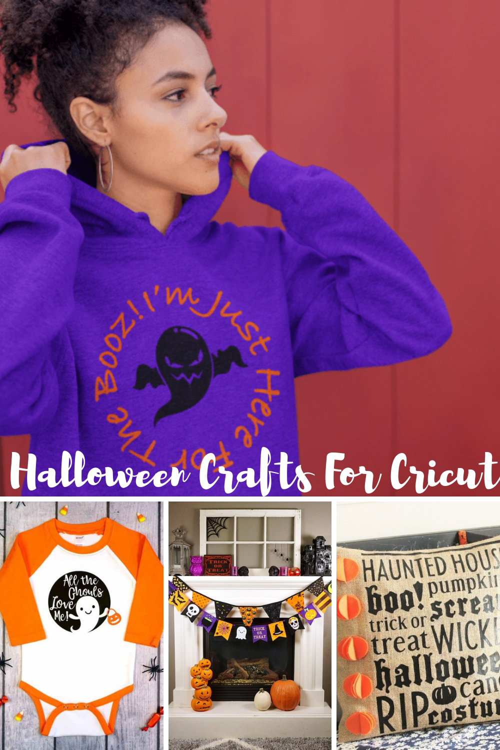 cricut halloween crafts
