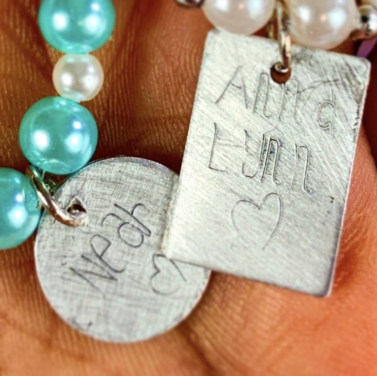 Engraved Charms