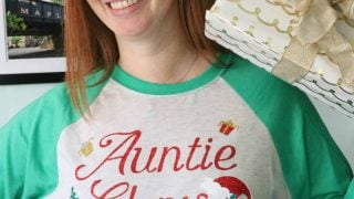 Auntie Claus Shirt