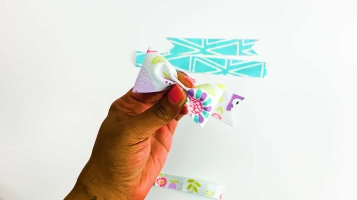 How To Make No Sew Bows with The Cricut Maker