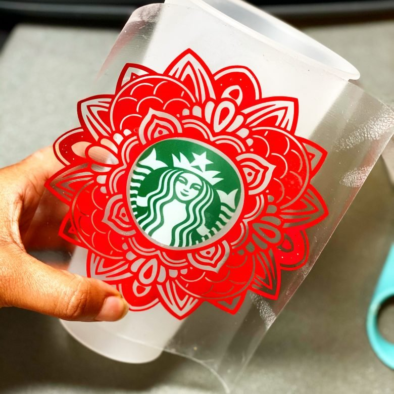 Download Mandala SVG For A Custom Starbucks Cup ⋆ by Pink