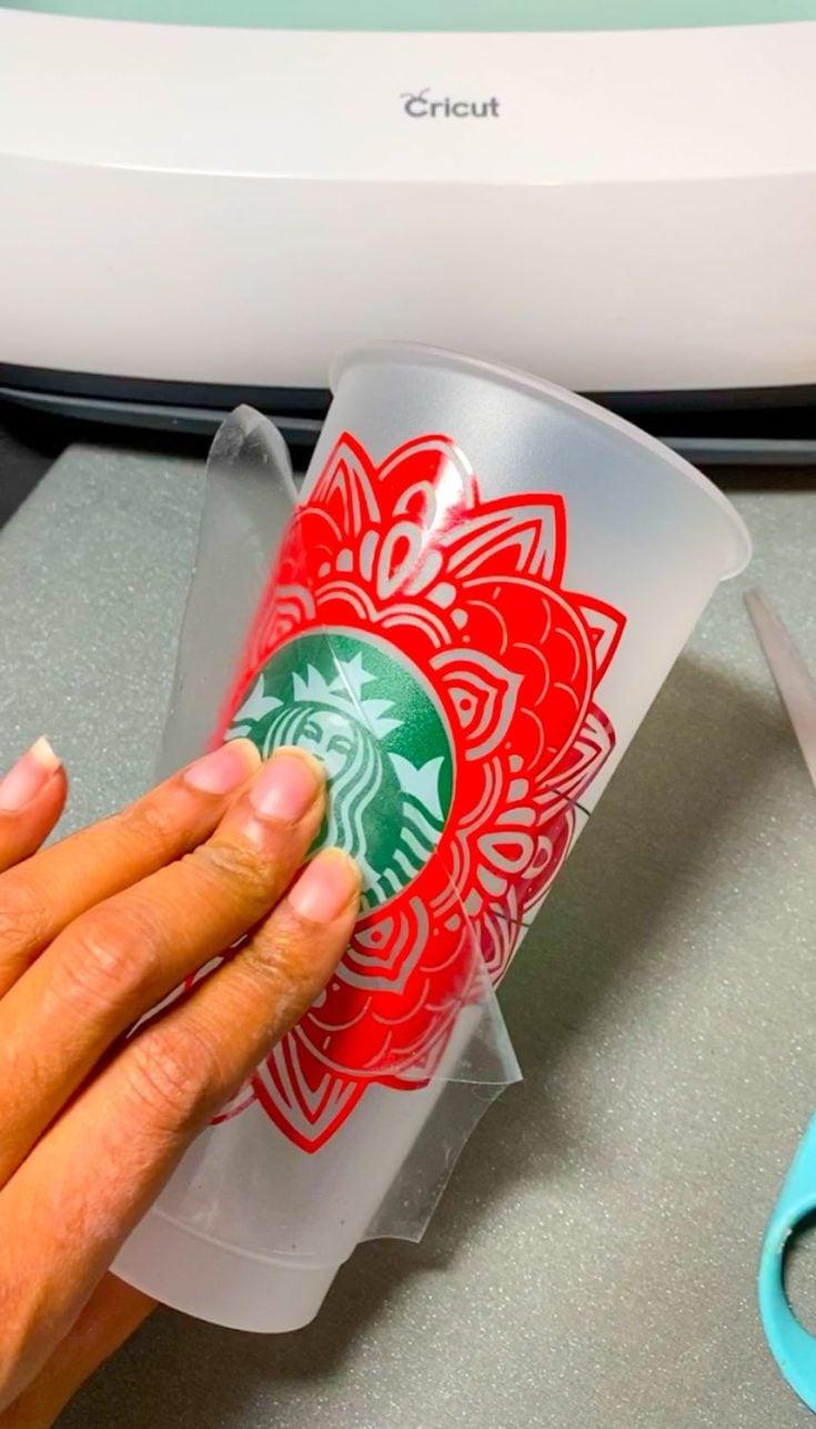 Custom Starbucks Tumbler