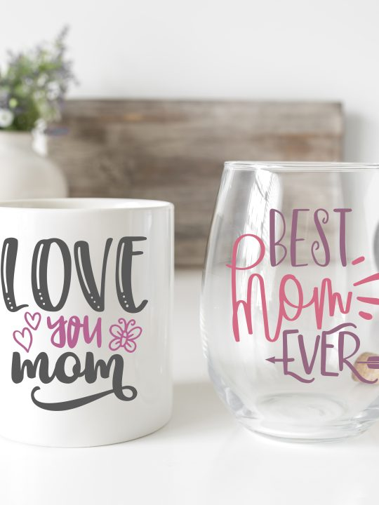 Mother's Day SVG Files For Your Cutting Machines