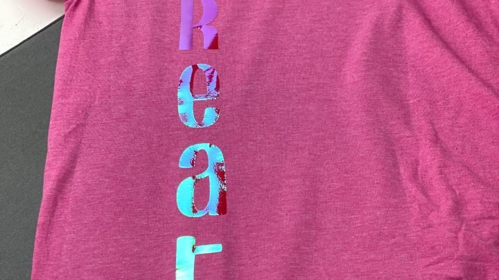 How To Make A Shirt With The Cricut Joy Smart Iron-On