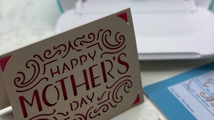 DIY Mothers Day Cards With The Cricut Joy