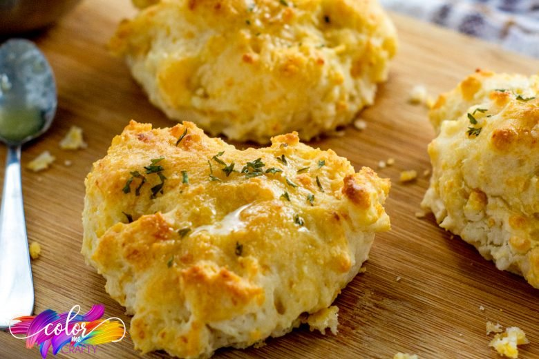 red lobster cheesy biscuit with air fryer