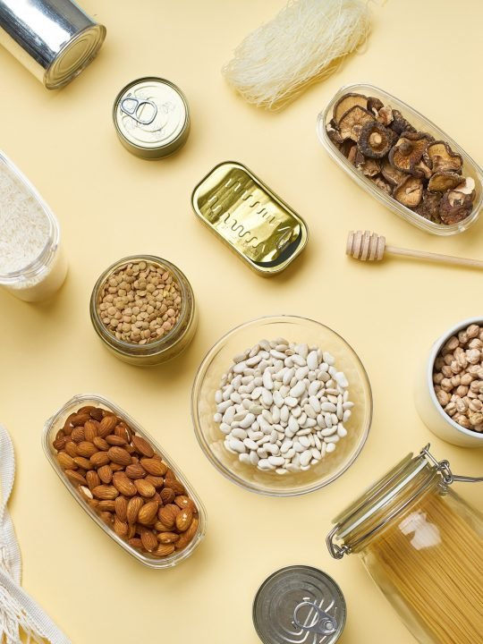 Pantry Staples You Should Always Have In Your Home