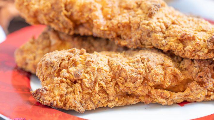 Popeyes Chicken Tenders in The Air Fryer