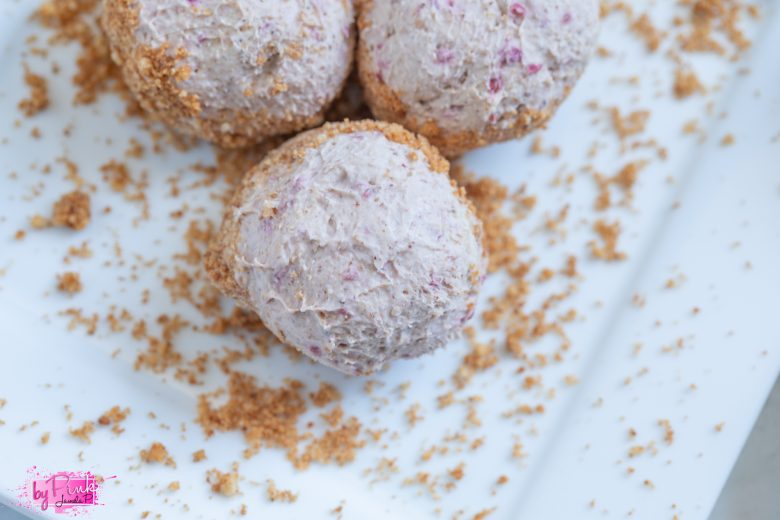 low carb energy ball