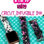 This is a great product to sell if you sell on Etsy or at local craft fairs. Infusible Ink and its growing list of compatible products, Cricut doesn't have an Apple Watch band, but there are tons of other compatible products to use for Cricut blanks.